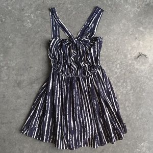 JAYGODFREY Halter Dress